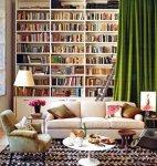 perpustakaan rumah semewah perpustakaan modern 12