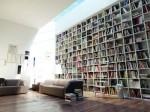 perpustakaan rumah semewah perpustakaan modern 5