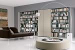 perpustakaan rumah semewah perpustakaan modern 8